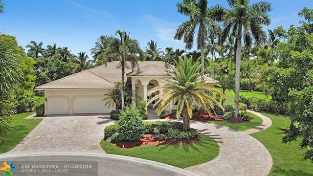 6852 NW 102nd Ln, Parkland, FL 33076 (MLS #F10185461) :: The Paiz Group
