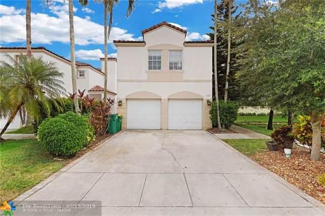 12286 NW 1st St, Plantation, FL 33325 (MLS #F10185501) :: Castelli Real Estate Services