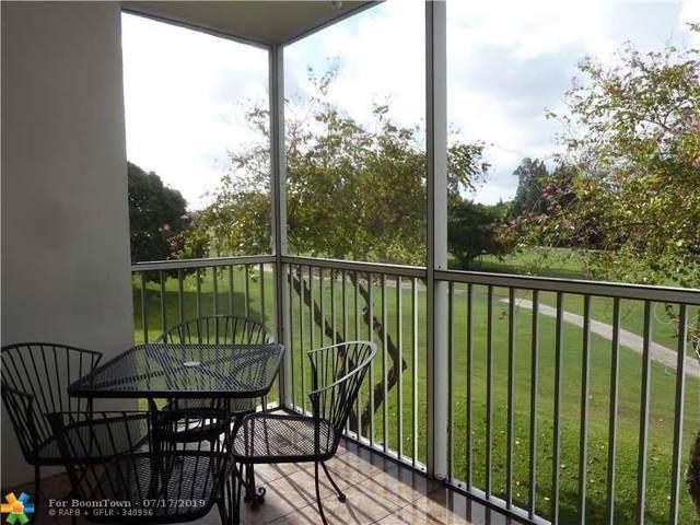 3150 N Palm Aire Dr #306, Pompano Beach, FL 33069 (MLS #F10185509) :: Castelli Real Estate Services
