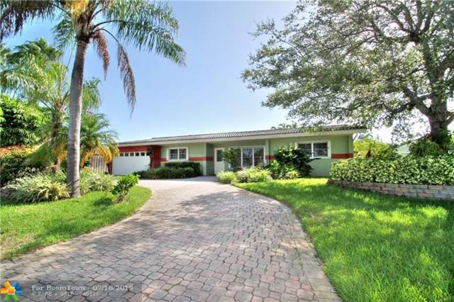 5320 NE 16th Ter, Fort Lauderdale, FL 33334 (MLS #F10185530) :: Castelli Real Estate Services