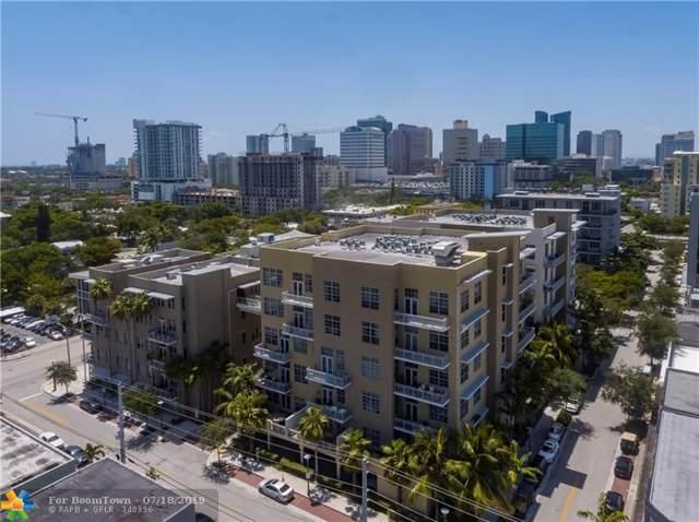 425 N Andrews Ave #206, Fort Lauderdale, FL 33301 (MLS #F10185535) :: Castelli Real Estate Services