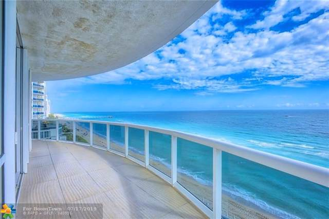 15901 Collins Ave #801, Sunny Isles Beach, FL 33160 (MLS #F10185549) :: Green Realty Properties