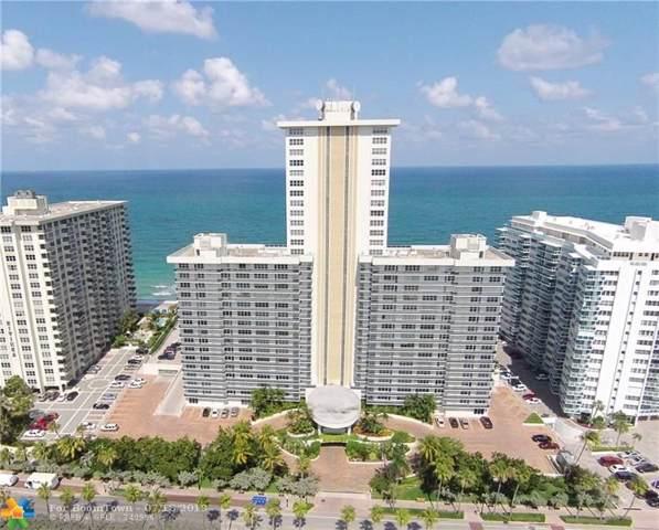 3500 Galt Ocean Dr #711, Fort Lauderdale, FL 33308 (#F10185563) :: Weichert, Realtors® - True Quality Service