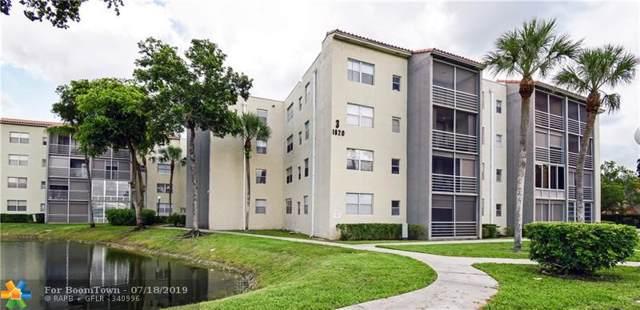 1820 SW 81st Ave #3406, Tamarac, FL 33068 (MLS #F10185599) :: Castelli Real Estate Services