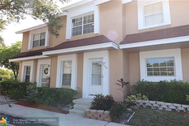 7104 Woodmont Ave #0, Tamarac, FL 33321 (MLS #F10185645) :: Castelli Real Estate Services