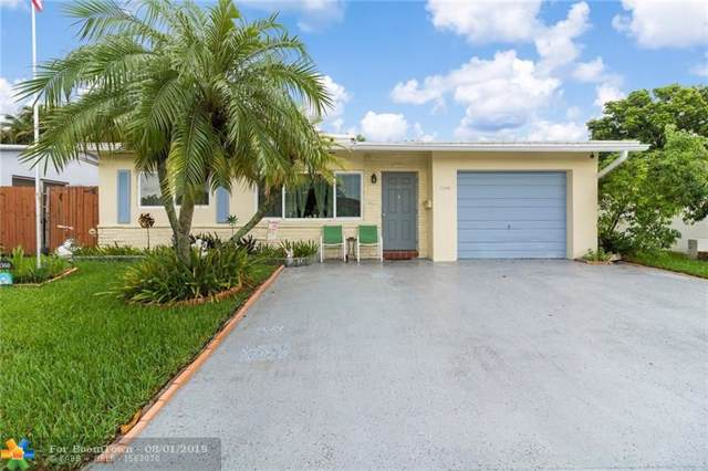 1160 NW 66th Ter, Margate, FL 33063 (MLS #F10185695) :: Berkshire Hathaway HomeServices EWM Realty