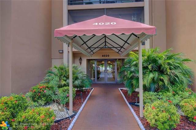 4020 N Hills Dr #39, Hollywood, FL 33021 (MLS #F10185696) :: The O'Flaherty Team