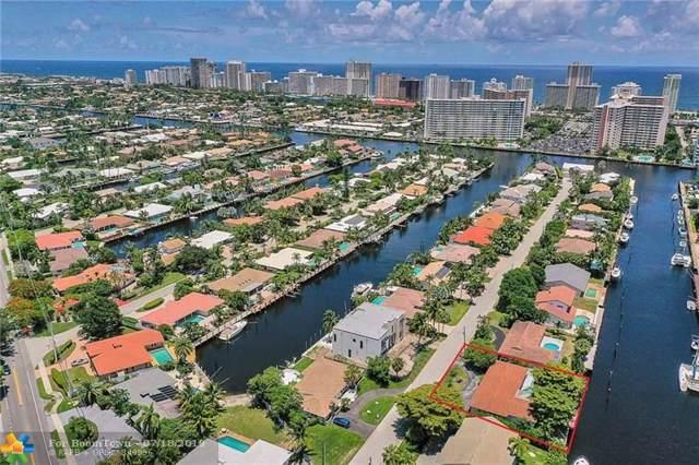 2816 NE 35th St, Fort Lauderdale, FL 33306 (MLS #F10185708) :: The Paiz Group