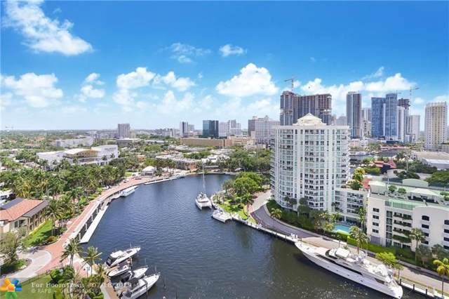 600 W Las Olas Blvd 1608S, Fort Lauderdale, FL 33312 (MLS #F10185715) :: GK Realty Group LLC