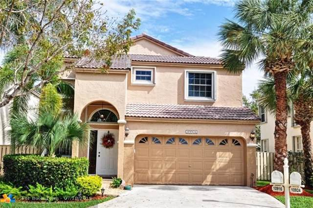 10916 NW 12 CT, Plantation, FL 33322 (MLS #F10185766) :: Castelli Real Estate Services
