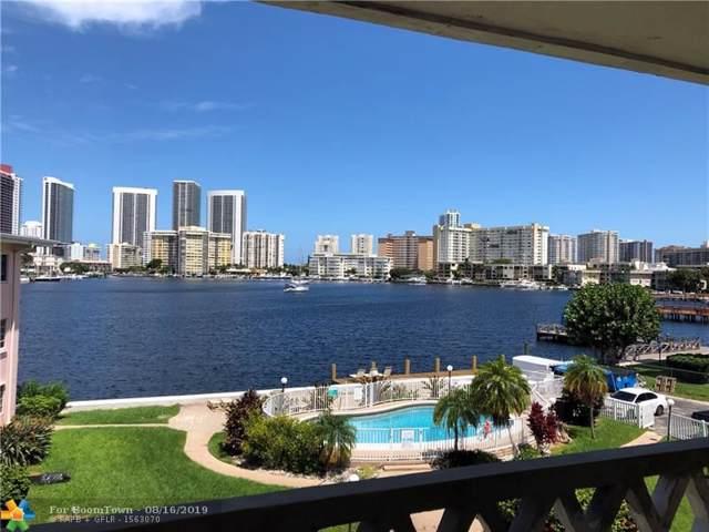 450 Golden Isles Dr 3E, Hallandale, FL 33009 (MLS #F10185853) :: Berkshire Hathaway HomeServices EWM Realty