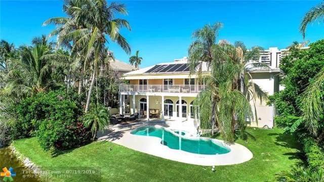 9 Cayuga Rd, Sea Ranch Lakes, FL 33308 (MLS #F10185923) :: Green Realty Properties