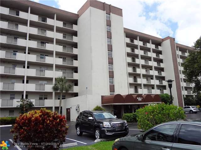 5860 NW 44th St #806, Lauderhill, FL 33319 (MLS #F10185969) :: United Realty Group