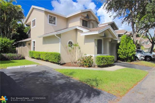 2124 Discovery Cir #2124, Deerfield Beach, FL 33442 (MLS #F10186051) :: Green Realty Properties
