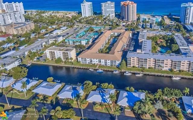 1461 S Ocean Blvd #217, Lauderdale By The Sea, FL 33062 (MLS #F10186065) :: GK Realty Group LLC