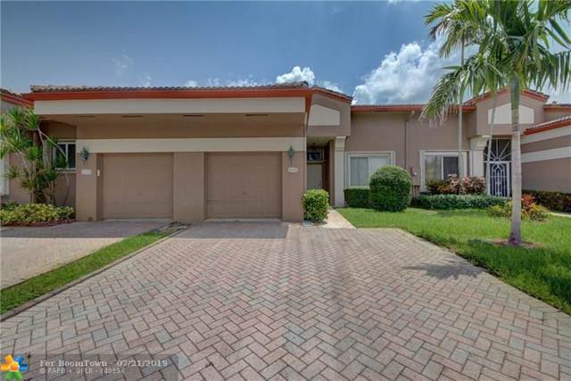 10180 Lombardy Dr #10180, Tamarac, FL 33321 (MLS #F10186118) :: United Realty Group