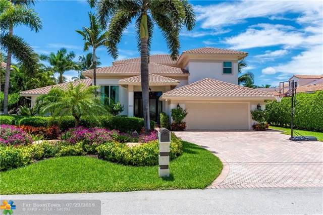 2433 NE 26th Ave, Lighthouse Point, FL 33064 (MLS #F10186137) :: GK Realty Group LLC