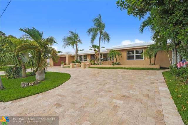 4130 NE 27th Ave, Lighthouse Point, FL 33064 (MLS #F10186211) :: GK Realty Group LLC