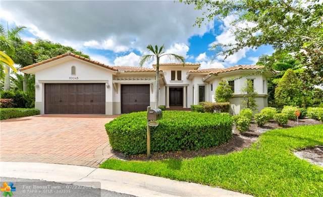 10045 Bay Leaf Ct, Parkland, FL 33076 (MLS #F10186223) :: GK Realty Group LLC