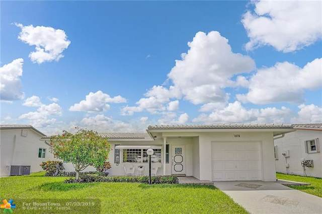 9242 NW 18th St, Plantation, FL 33322 (MLS #F10186321) :: GK Realty Group LLC