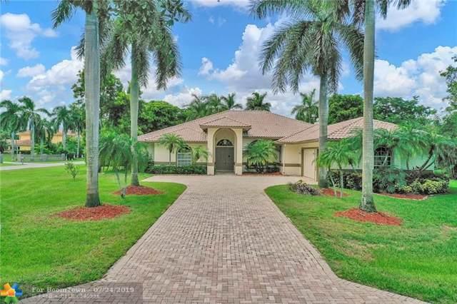 12141 NW 10th St, Plantation, FL 33323 (MLS #F10186356) :: Laurie Finkelstein Reader Team