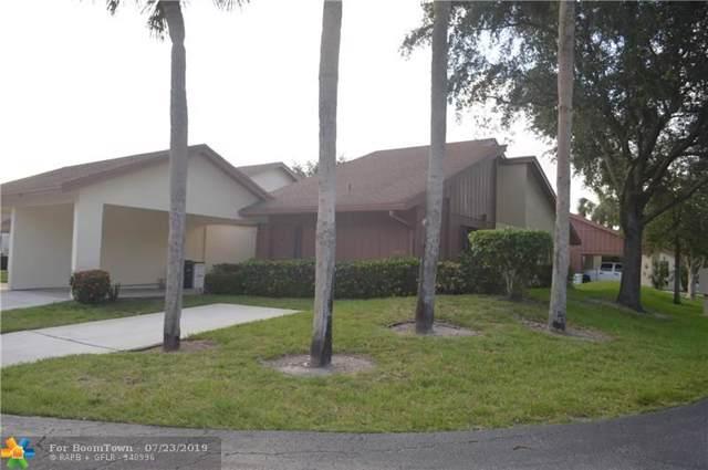 4601 Tamarind #4601, Coconut Creek, FL 33063 (MLS #F10186422) :: The Paiz Group