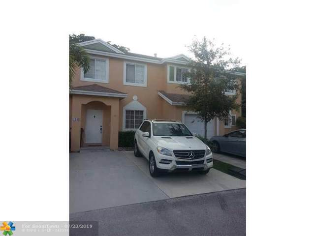 1105 SW 44th Way #1105, Deerfield Beach, FL 33442 (MLS #F10186455) :: The Paiz Group