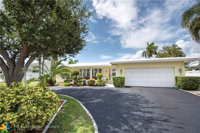 2820 NE 55th St, Fort Lauderdale, FL 33308 (MLS #F10186570) :: The Howland Group