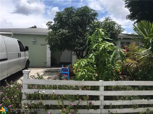 8240 SW 9th Ct, North Lauderdale, FL 33068 (MLS #F10186594) :: GK Realty Group LLC