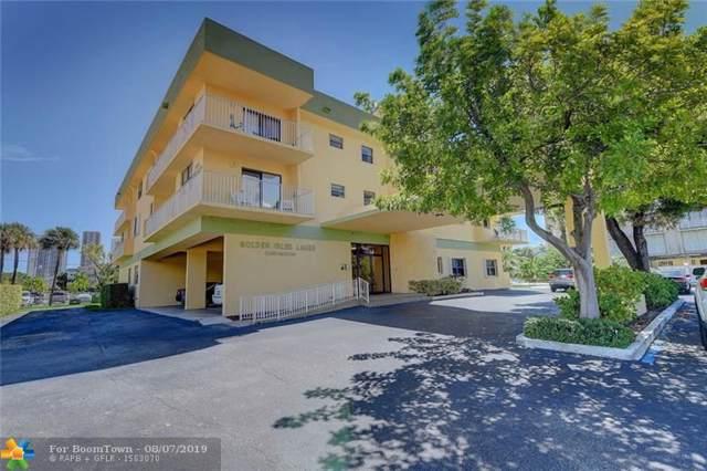 1900 Diana Dr 3E, Hallandale, FL 33009 (MLS #F10186614) :: Berkshire Hathaway HomeServices EWM Realty