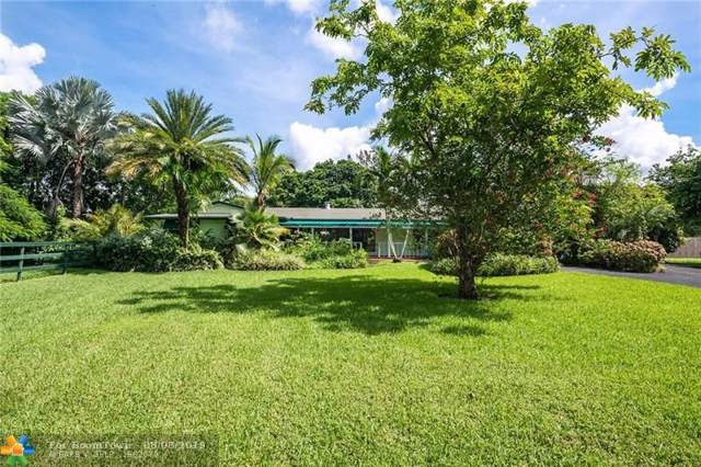 10751 SW 25th St, Davie, FL 33324 (MLS #F10186764) :: Green Realty Properties