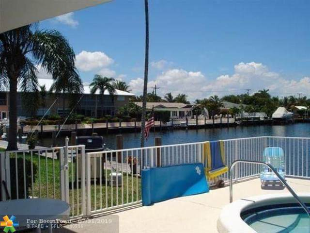 2311 NE 36th St 2F, Lighthouse Point, FL 33064 (MLS #F10186826) :: The O'Flaherty Team