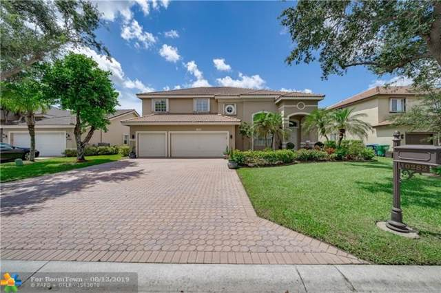 10282 NW 54th Pl, Coral Springs, FL 33076 (MLS #F10186974) :: Castelli Real Estate Services