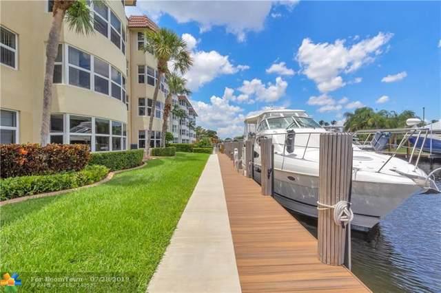 3031 NE 51st St 102W, Fort Lauderdale, FL 33308 (MLS #F10187042) :: Berkshire Hathaway HomeServices EWM Realty