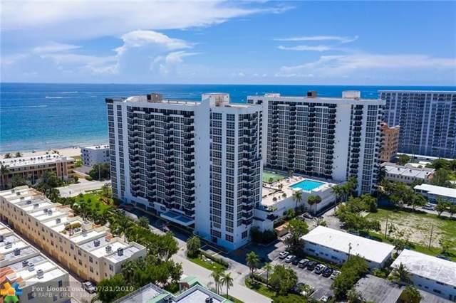 531 N Ocean Blvd #905, Pompano Beach, FL 33062 (MLS #F10187119) :: Castelli Real Estate Services