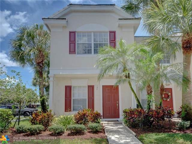 150 SW 96 Terrace #150, Plantation, FL 33324 (MLS #F10187134) :: United Realty Group