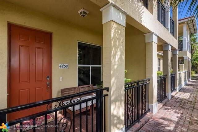 4750 Monarch Way #4750, Coconut Creek, FL 33073 (MLS #F10187140) :: THE BANNON GROUP at RE/MAX CONSULTANTS REALTY I