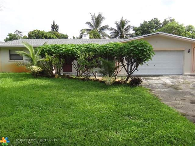 931 NW 45th Ct, Fort Lauderdale, FL 33309 (MLS #F10187240) :: The O'Flaherty Team