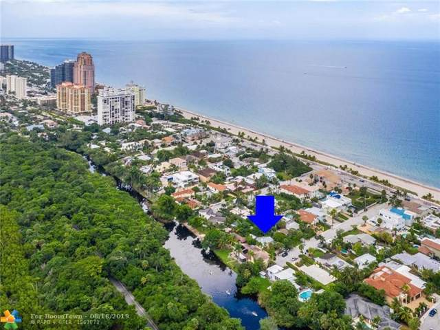3305 NE 16th Ct, Fort Lauderdale, FL 33305 (MLS #F10187305) :: Castelli Real Estate Services