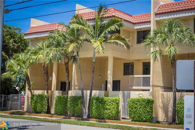 1401 NE 9th St #31, Fort Lauderdale, FL 33304 (MLS #F10187317) :: The Howland Group