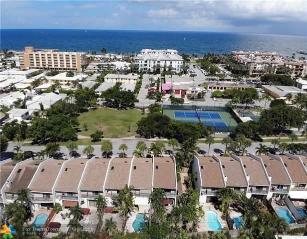 4507 Poinciana St #4507, Lauderdale By The Sea, FL 33308 (#F10187319) :: Weichert, Realtors® - True Quality Service