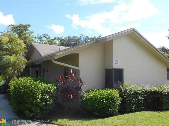 4841 NW 22nd St #4155, Coconut Creek, FL 33063 (MLS #F10187419) :: The Paiz Group