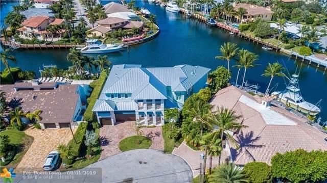 2395 NE 28th St, Lighthouse Point, FL 33064 (MLS #F10187658) :: GK Realty Group LLC