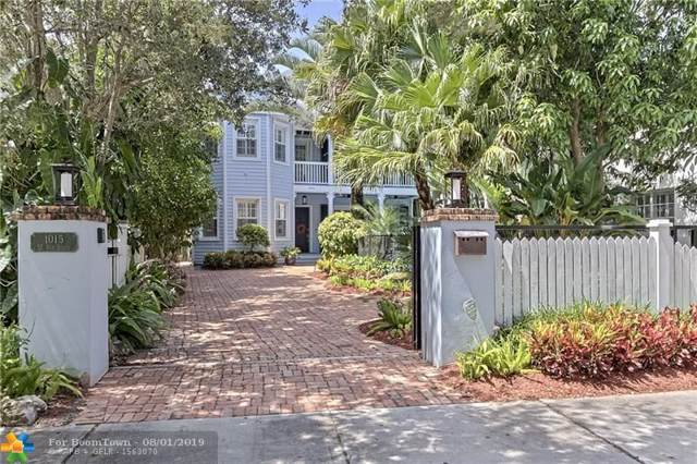 1015 SE 6, Fort Lauderdale, FL 33301 (MLS #F10187669) :: The Howland Group