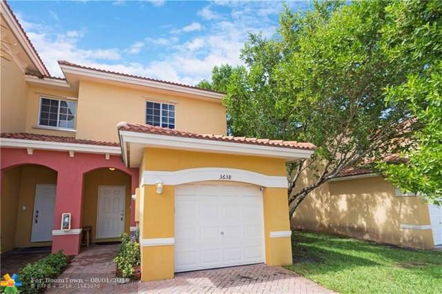 3638 NW 29th Court, Lauderdale Lakes, FL 33311 (MLS #F10187675) :: The Paiz Group