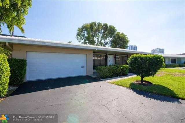 1431 S Ocean Blvd #37, Pompano Beach, FL 33062 (MLS #F10187742) :: Castelli Real Estate Services