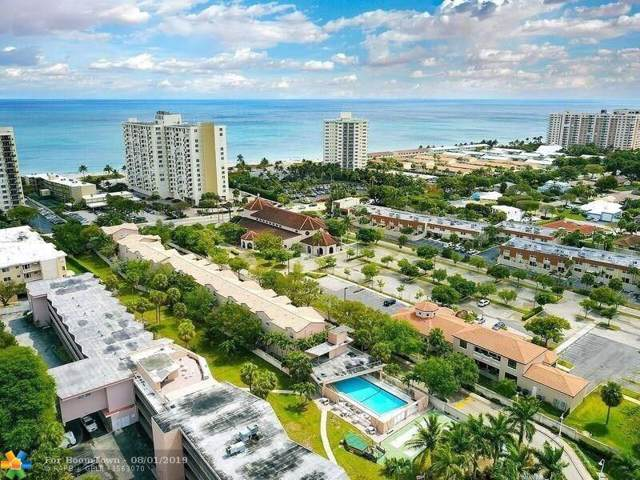 1967 S Ocean Blvd #328, Lauderdale By The Sea, FL 33062 (MLS #F10187803) :: Castelli Real Estate Services