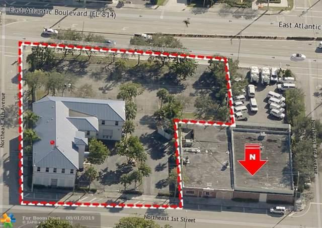 316 NE 1st St, Pompano Beach, FL 33060 (MLS #F10187824) :: The Paiz Group