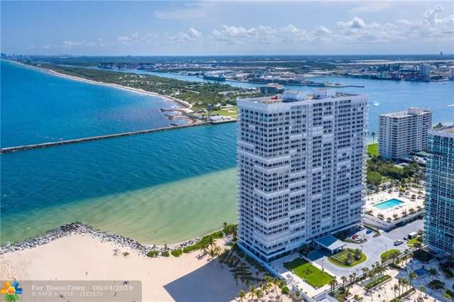 2200 S Ocean Ln #2904, Fort Lauderdale, FL 33316 (MLS #F10187890) :: Berkshire Hathaway HomeServices EWM Realty