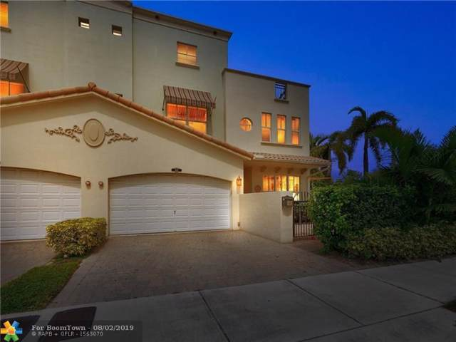 845 NE 18th Ave #845, Fort Lauderdale, FL 33304 (MLS #F10187900) :: The Howland Group